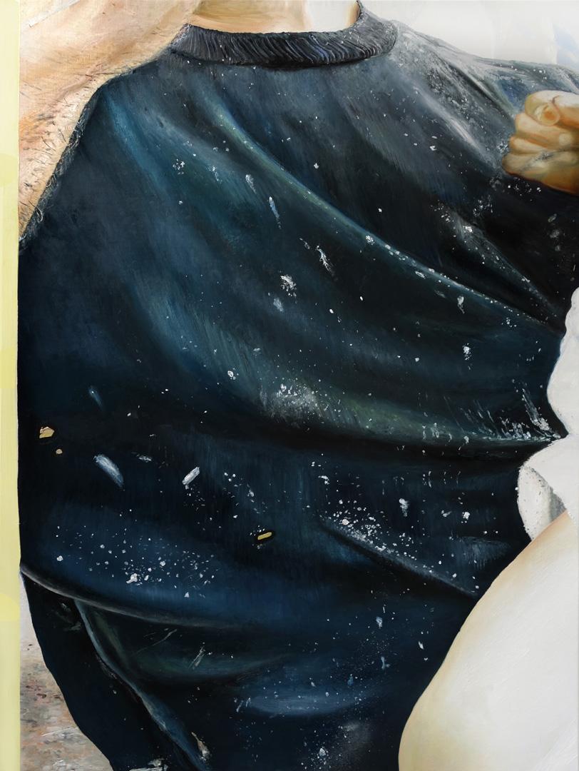 Mireille Blanc, Astérisme, 2018