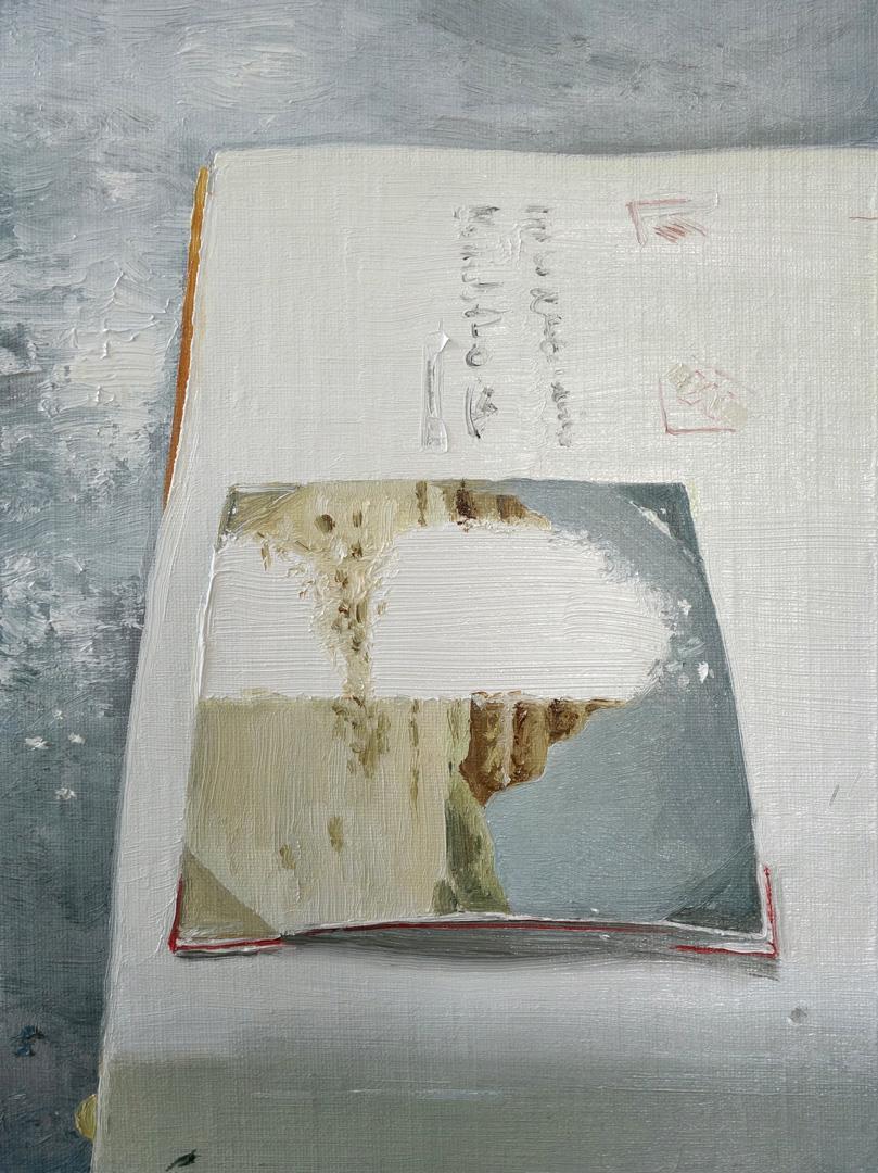 Mireille Blanc, Petit fantôme, 2018