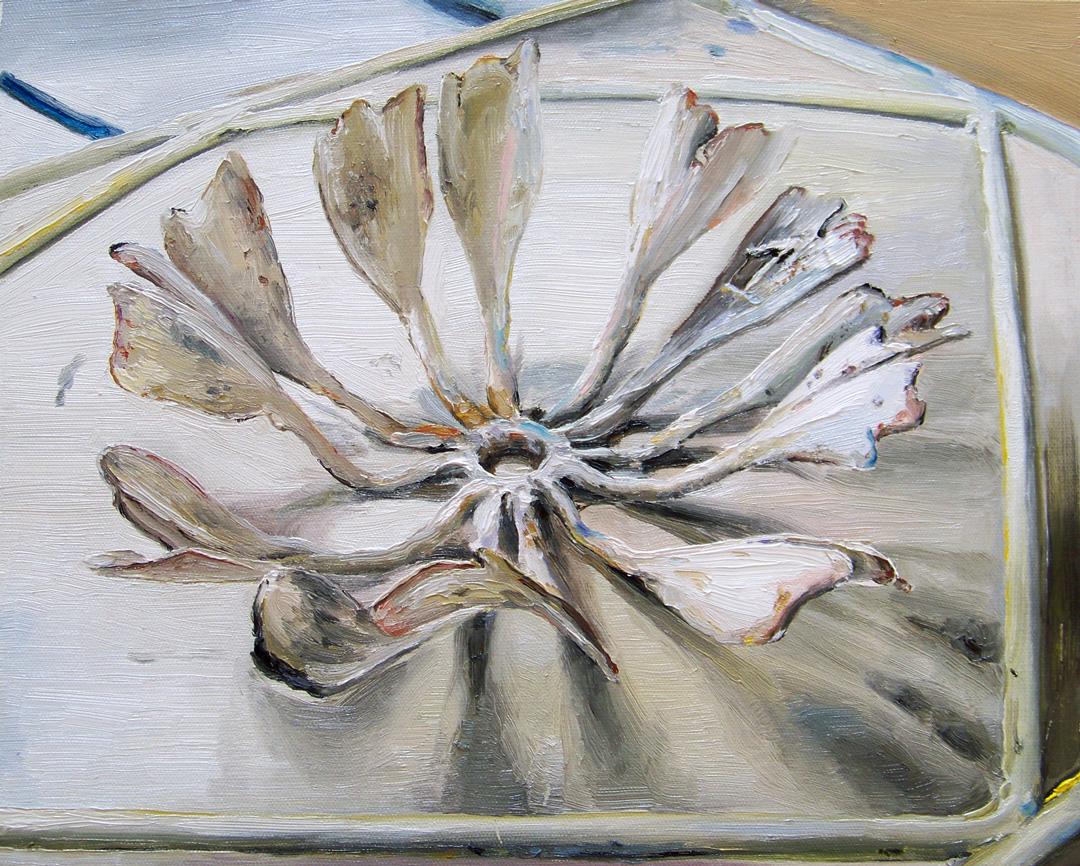Mireille Blanc, Corolle, 2013